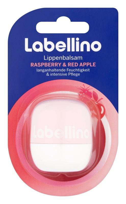 Labello Labellino Rapsberry & Red Apple balzám na rty