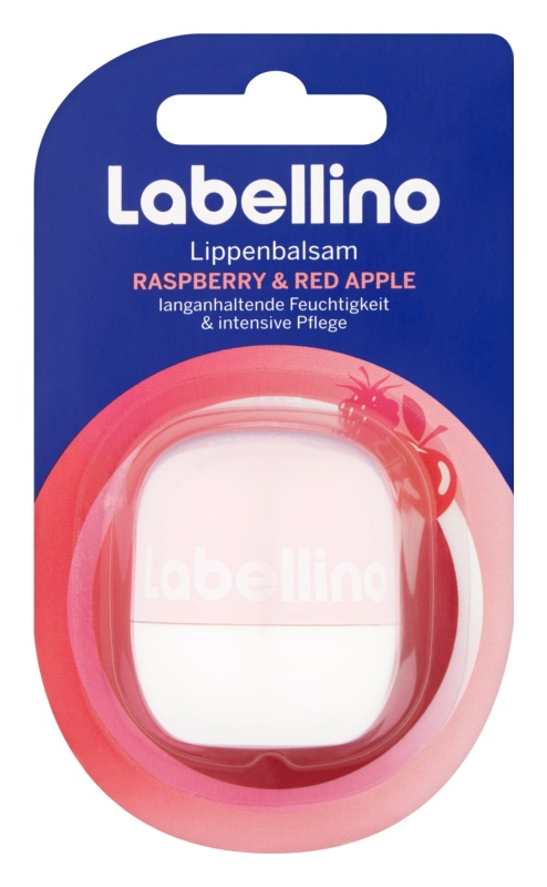 Labello Labellino Rapsberry & Red Apple Lip Balm
