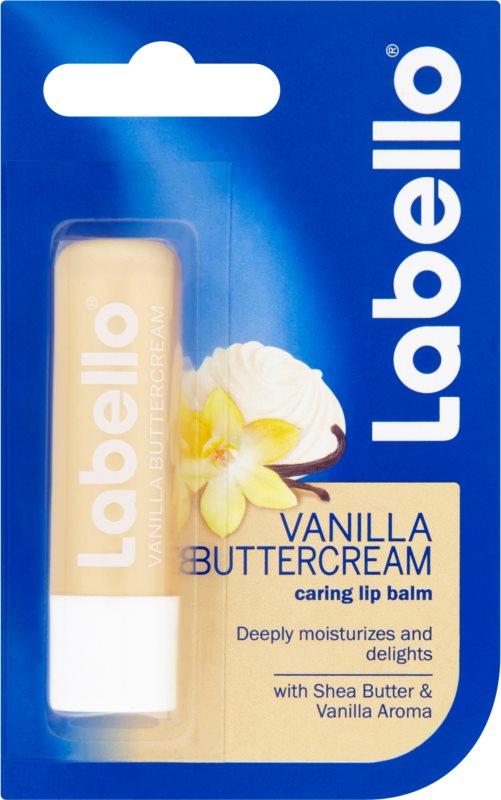 Labello Vanilla & Buttercream bálsamo de lábios