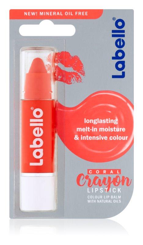 Labello Crayon tónujúci balzam na pery v ceruzke
