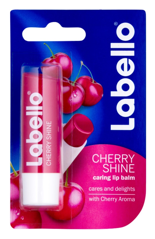 Labello Cherry Shine balzam na pery