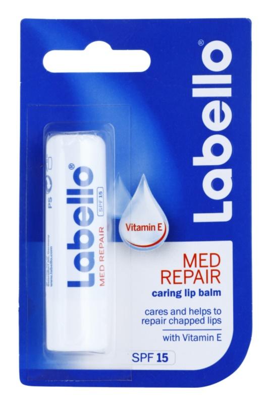 Labello Med Repair baume à lèvres