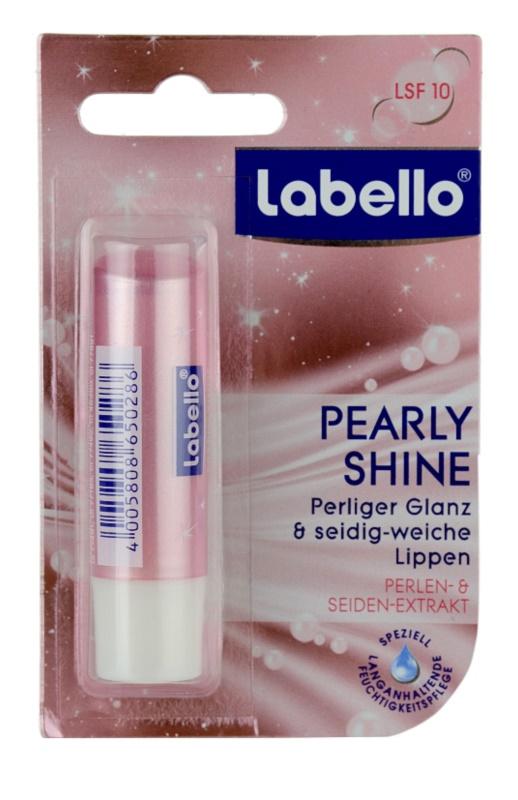 Labello Pearly Shine Lip Balm