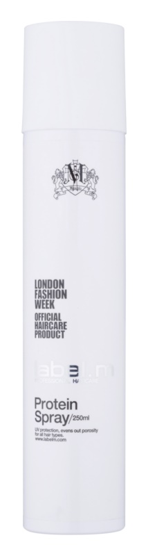 label.m Create protein spray hajra