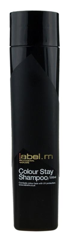 label.m Cleanse Shampoo für gefärbtes Haar