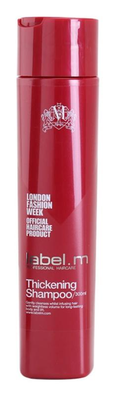 label.m Thickening čistiaci šampón pre objem