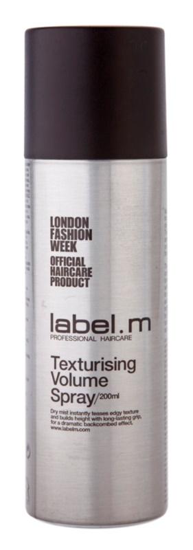 label.m Complete formázó dúsító spray