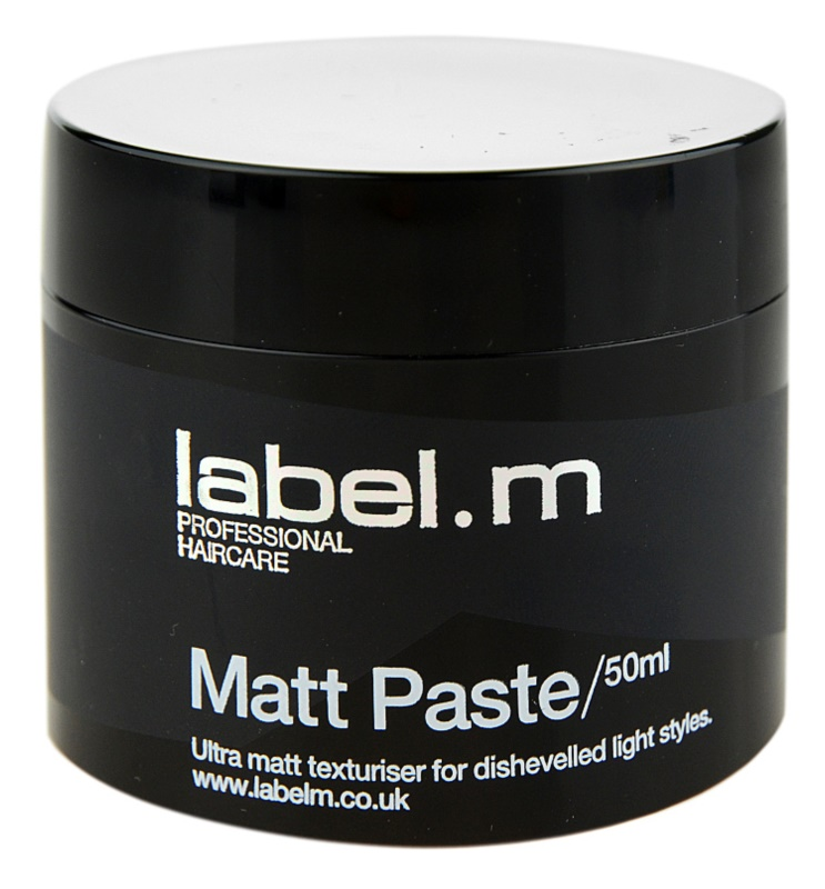 label.m Complete mattirende Paste für Definition und Form