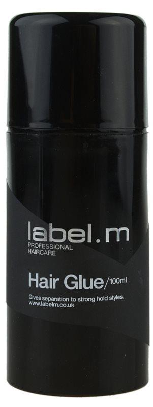 label.m Complete żelowy krem do modelowania mocno utrwalający