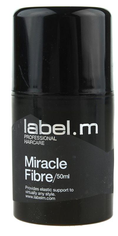 label.m Complete Modellierende Haarpaste für elastische Verfestigung