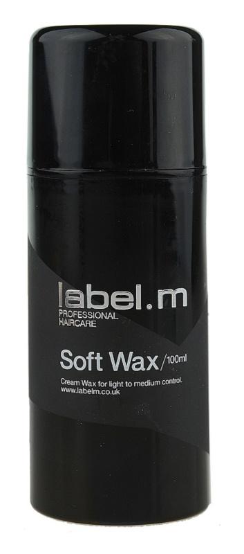 label.m Complete vosk na vlasy střední zpevnění