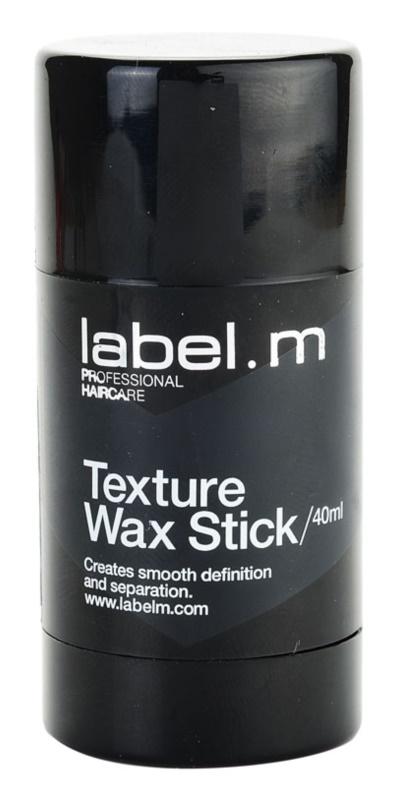 label.m Complete modelujący wosk  do włosów do nabłyszczenia