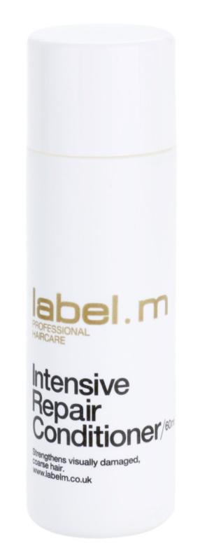 label.m Condition Voedende Conditioner  voor Droog en Beschadigd Haar