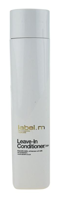 label.m Condition öblítés nélküli kondicionáló minden hajtípusra