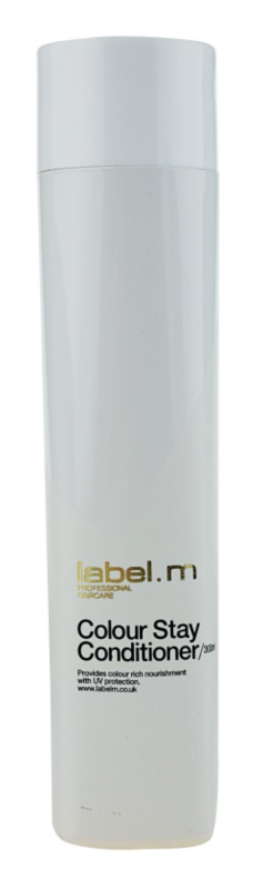 label.m Colour Stay kondicionér pro barvené vlasy