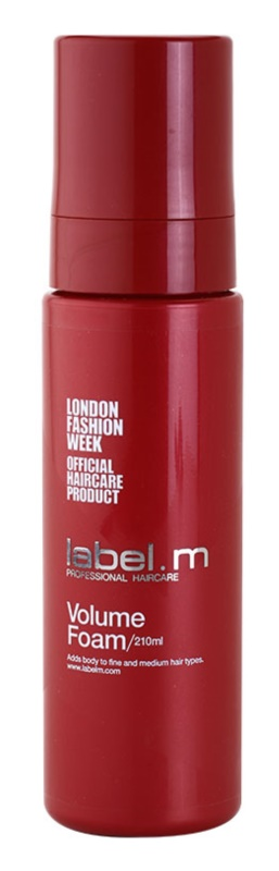 label.m Thickening Mousse For Volume