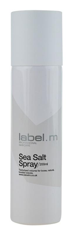 label.m Create Spray für einen Strandeffekt