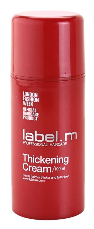 label.m Thickening krém na vlasy pro objem a tvar
