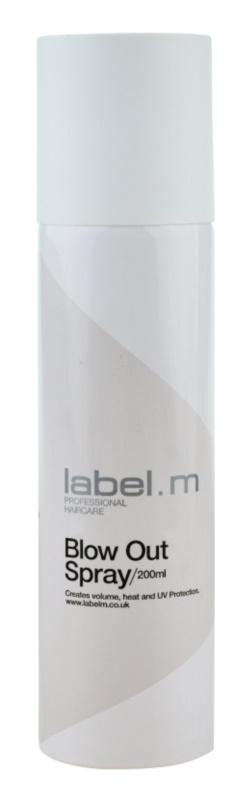 label.m Create spray para finalização térmica de cabelo