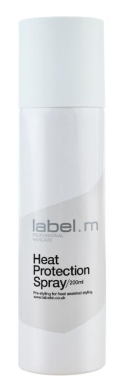 label.m Create zaščitno pršilo za toplotno oblikovanje las