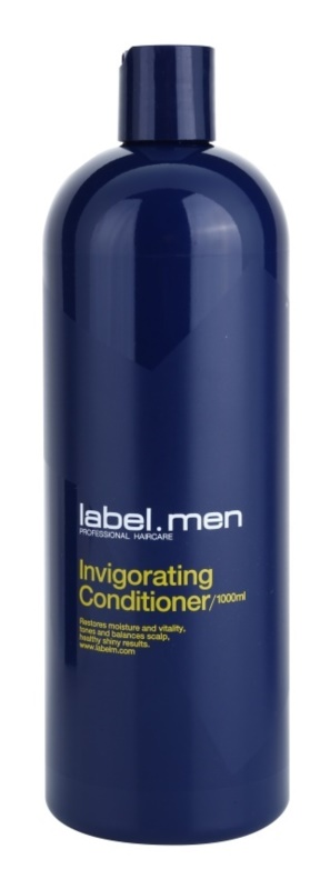 label.m Men belebender Conditioner