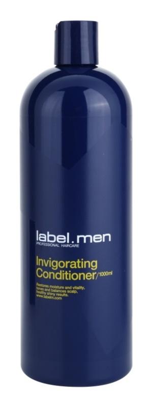 label.m Men condicionador revigorante