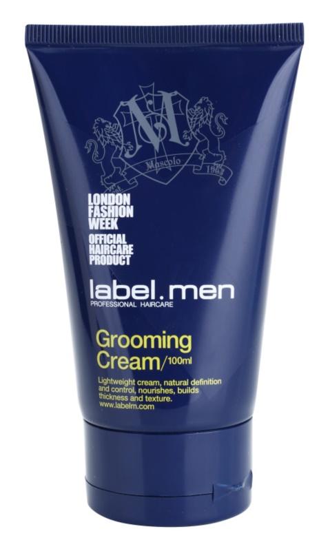 label.m Men pflegende Creme für das Haar