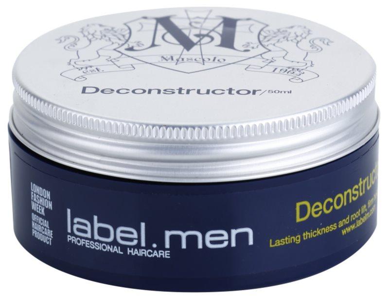 label.m Men modelovací pasta na vlasy