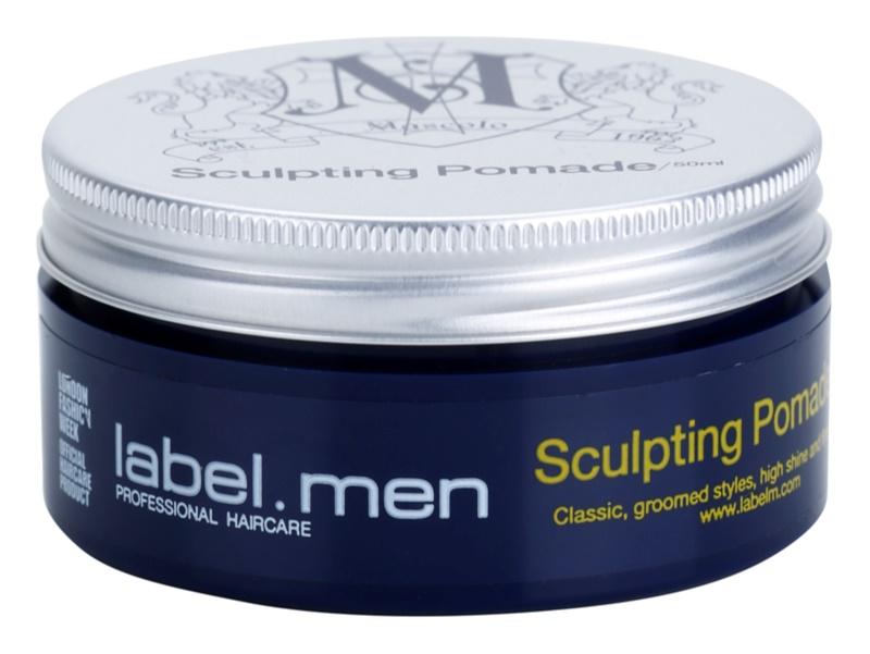 label.m Men pomada modelująca do włosów
