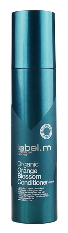 label.m Organic Conditioner For Fine Hair