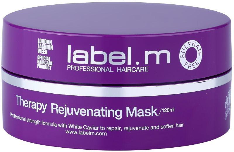 label.m Therapy  Age-Defying revitalizační maska na vlasy