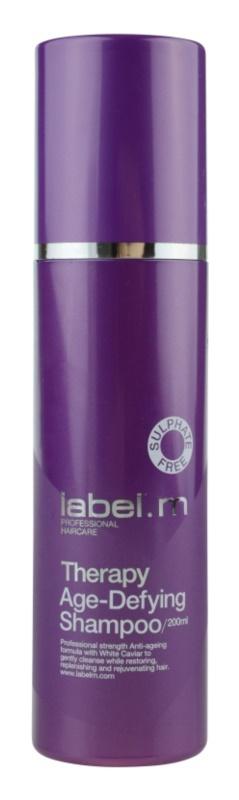 label.m Therapy  Age-Defying posilňujúci šampón