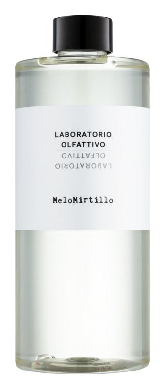 Laboratorio Olfattivo MeloMirtillo nadomestno polnilo za aroma difuzor 500 ml