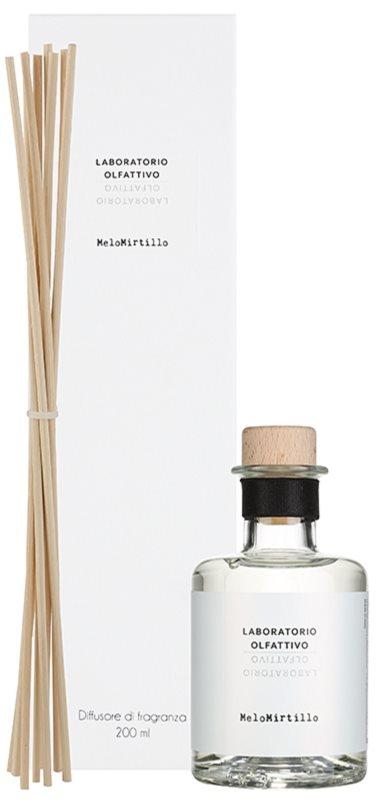 Laboratorio Olfattivo MeloMirtillo dyfuzor zapachowy z napełnieniem 200 ml