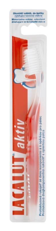 Lacalut Aktiv fogkefe gyenge