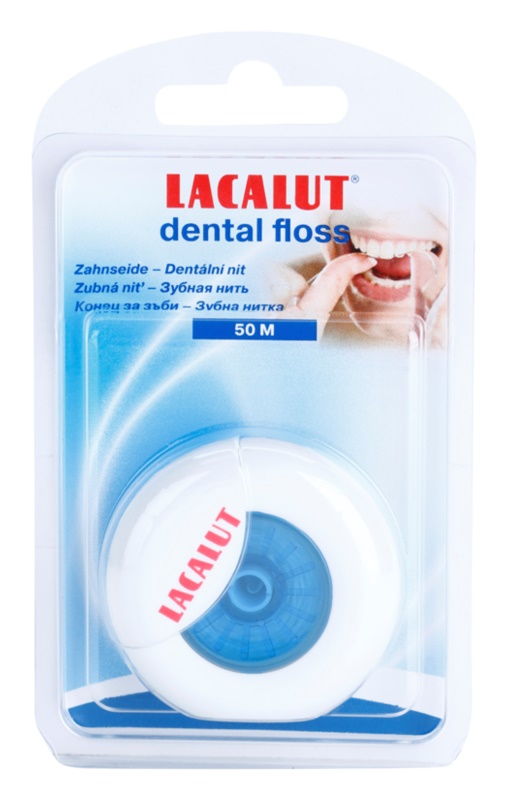 Lacalut Dental Floss Zahnseide