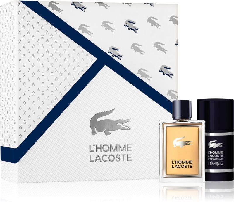 Lacoste L'Homme Lacoste darilni set III.