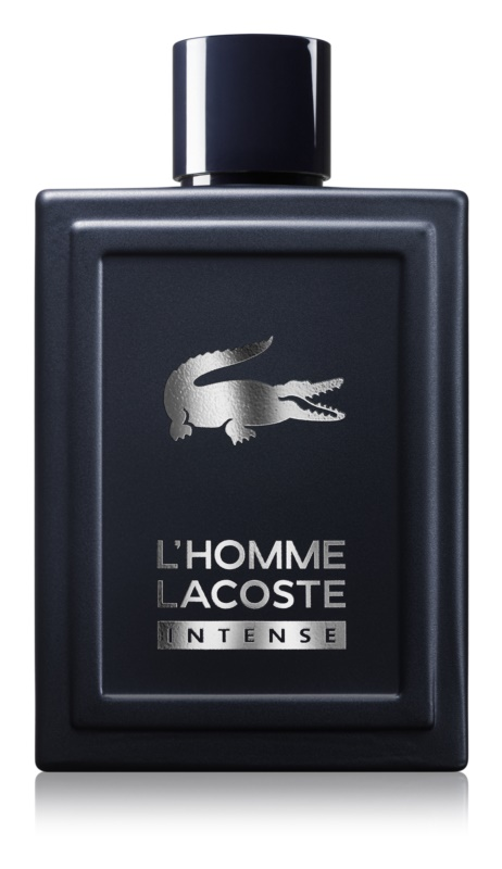 Lacoste L'Homme Lacoste Intense Eau de Toilette for Men 150 ml