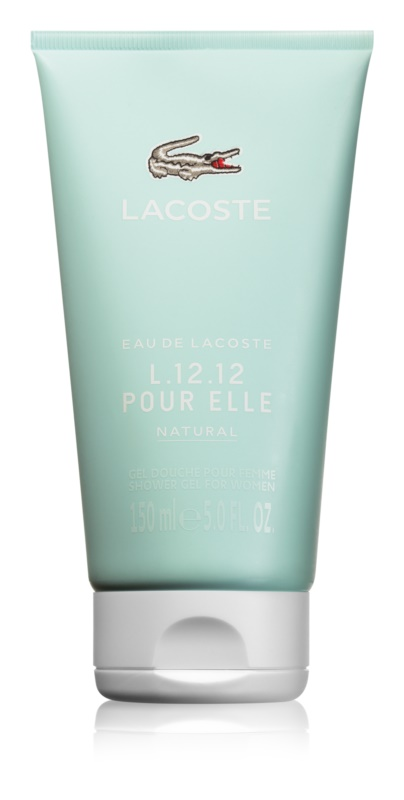 Lacoste Eau de Lacoste L.12.12 Pour Elle Natural Douchegel voor Vrouwen  150 ml