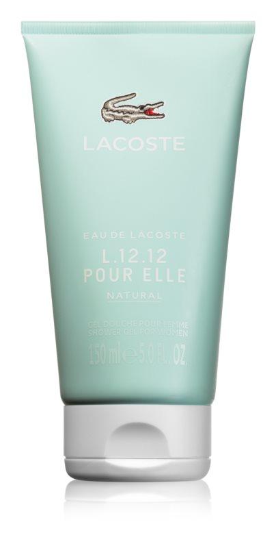 Lacoste Eau de Lacoste L.12.12 Pour Elle Natural żel pod prysznic dla kobiet 150 ml