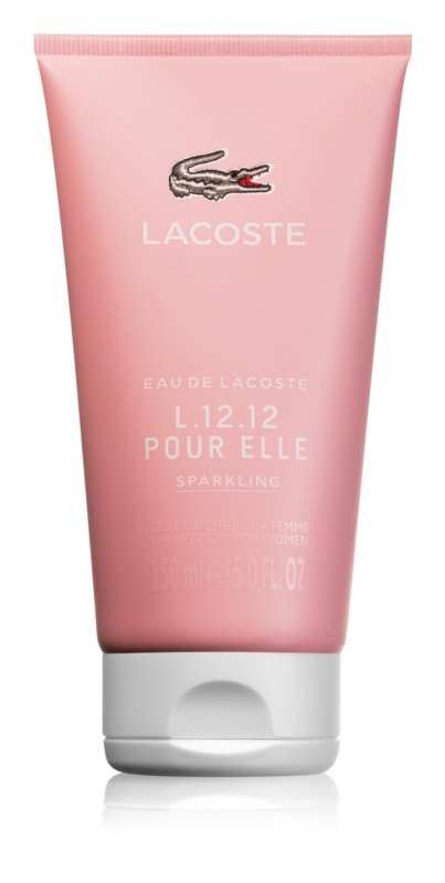 Lacoste Eau de Lacoste L.12.12 Pour Elle Sparkling Shower Gel for Women 150 ml