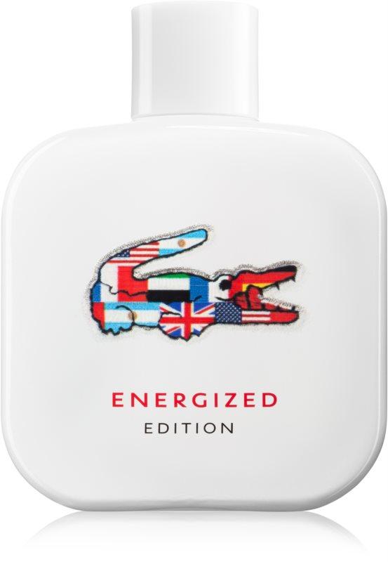 Lacoste Eau de Lacoste L.12.12 Energized Edition woda toaletowa dla mężczyzn 100 ml