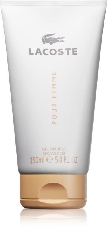Lacoste Pour Femme żel pod prysznic dla kobiet 150 ml