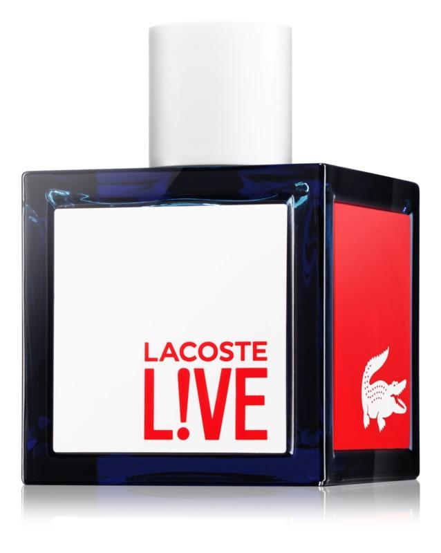 Lacoste Live Eau de Toilette für Herren 100 ml