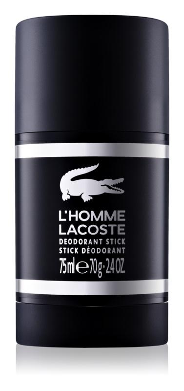 Lacoste L'Homme Lacoste Deodorant Stick voor Mannen 75 ml