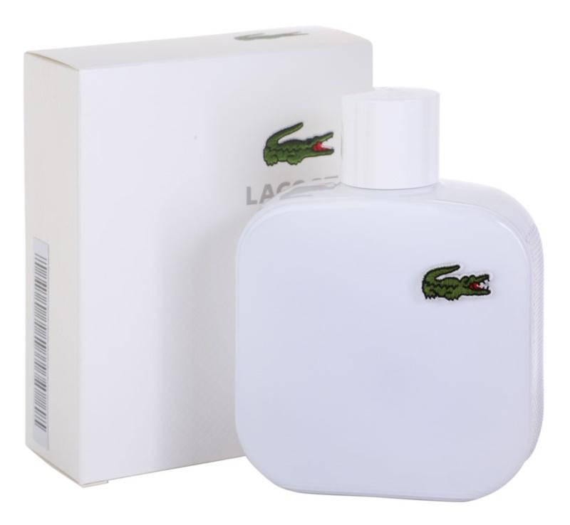 Lacoste Eau de Lacoste L.12.12 Blanc Eau de Toilette para homens 100 ml