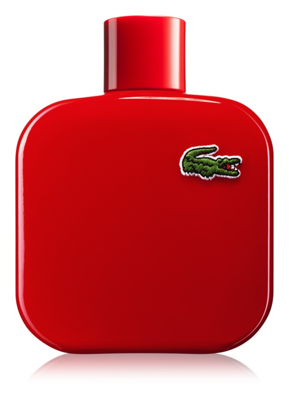 Lacoste Eau de Lacoste L.12.12 Rouge eau de toilette férfiaknak 100 ml