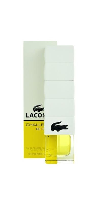 Lacoste Challenge Re/Fresh toaletní voda pro muže 90 ml