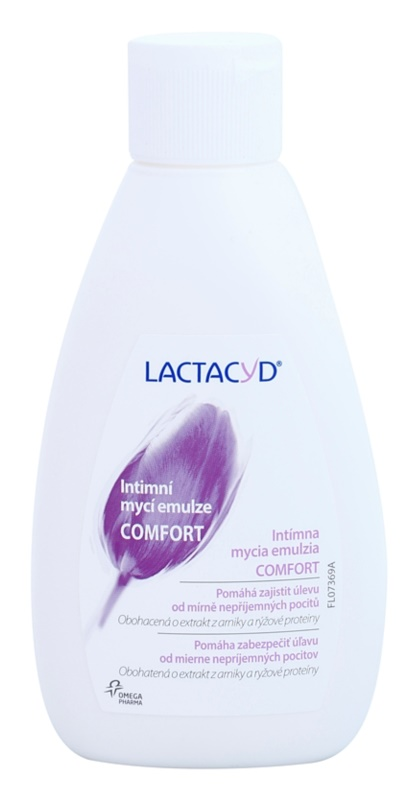 Lactacyd Comfort emulzió intim higiénára
