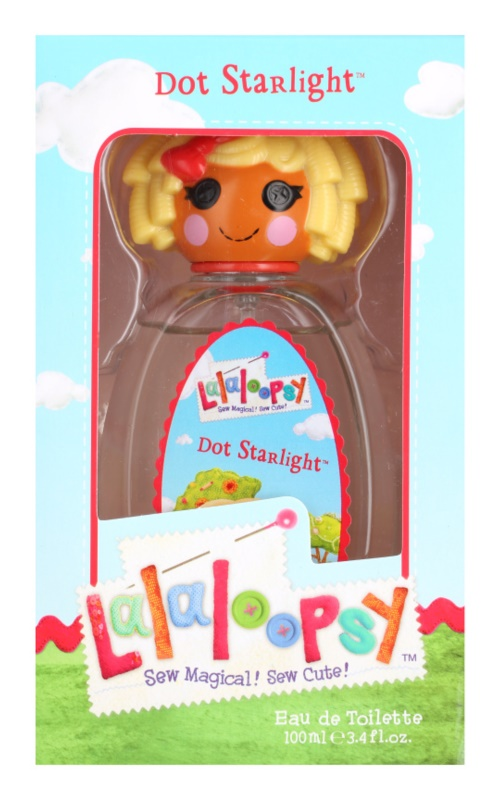 Lalaloopsy Dot Starlight eau de toilette para niños 100 ml